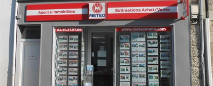 Logo METEO IMMOBILIER